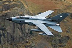 RAF Tornado GR4 from Smaithwaite (TheSpur8) Tags: aircraft military transport jet lakedistrict places date tornado 2014 lowlevel landlocked gr4 smaithwaite