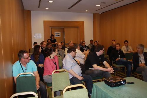 Fotos do Congresso ITSF em Portugal 046