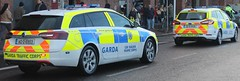 Garda Opel Insignia (142D10933) & Ford Mondeo (132D5439). (Fred Dean Jnr) Tags: ford garda estate cork sri 20 insignia opel mondeo cdti gardasiochana angardasiochana gardacar trafficcorps merchantsquaycork 132d5439 january2015 142d10933