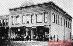 Main Street USA-Kansas Avenue (Dirt Street), Marceline, MO Cater Opera House, Marceline, MO Built in 1902