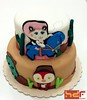 SheriffCallie01 04 (HDF doces) Tags: wild aniversario west portugal cake design disney hdf bolo sheriff anos festa callie doces crianca parabens sacavem xerife