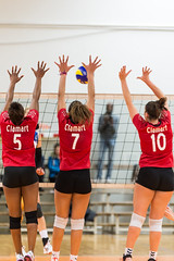 Clamart - Calais #20 (Positif+) Tags: woman france girl sport femme volleyball fille iledefrance calais lieux hautsdeseine clamart humains