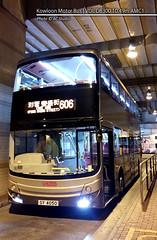 Kowloon Motor Bus | VDL DB300 10.49m AMC1 (AC Studio) Tags: bus public buses hongkong asia transport double hong kong transportation vehicle motor kowloon doubledecker decker vdl amc1 db300 1049m