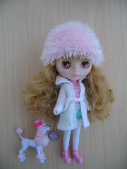 Neo Blythe Junie Moonie Cutie (Ekaterina II) Tags: hat cutie blythe moonie junie rbl jujashop