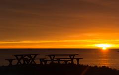 As the Sun Rises (Ludvius) Tags: sea sun sol norway sunrise norge sørlandet homborsund soloppgang grimstad kalvehageneset ludovicophotography wwwludovicophotocom