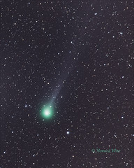 Comet Lovejoy (howatthunter) Tags: comet lovejoy ioptron skytracker