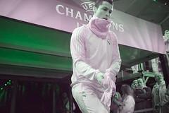 Schalke v Real Madrid (toksuede) Tags: madrid sports real foot football nikon fussball soccer espana infrared deporte futbol ronaldo cristiano league champions calcio 2015 d4s