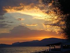 SPERLONGA - (Latina) (cannuccia) Tags: landscape nuvole mare tramonti paesaggi lazio sperlonga cieli fabuleuse thebestofday gnneniyisi virgiliocompany