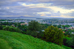Auckland, from Mount Eden (ap0013) Tags: new volcano mount auckland zealand nz eden mteden aucklandnz aucklandnewzealand