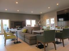 Senza Dining Room (Nancy D. Brown) Tags: california hotel napavalley napa dining senza