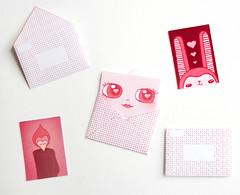 Printable: Blythe Valentines