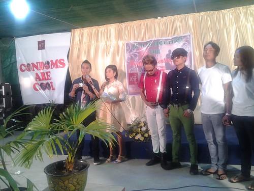 International Condom Day 2015: Myanmar