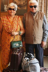 The Royal Couple (Mayank Austen Soofi) Tags: trip parents couple delhi father mother royal husband wife papa around mummy walla wordl