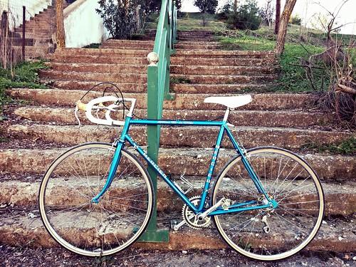 Stair to Mercier
