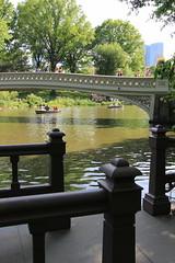 CentralPark (92) (ShellyS) Tags: nyc newyorkcity lake centralpark manhattan lakes parks bridges bowbridge