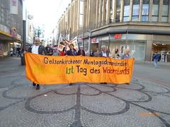 Gelsenkirchener Montagdemo-Bewegung diskutiert ber den 1. Mai 2016 in Zeichen wachsender Polarisierung (Thomas Kistermann) Tags: und thomas martina kistermann reichmann