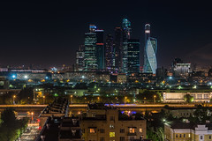Moscow-City.jpg (Vladimir_Parfenov) Tags: city landscape cityscape russia moscow moscowcity