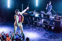 Blaqk Audio || Bowery Ballroom, NYC 05.22.16 (ACSantos) Tags: nyc ny newyork concert nikon tour unitedstates livemusic material boweryballroom electronic daveyhavok musicphotography jadepuget blaqkaudio anasantosphotography acsantosphotography