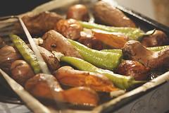 LisaJohannaThiele_Fooding_2140 (Spiegel Eule) Tags: food foodporn aubergine kche cornflakes glutenfree paniert veggieschnitzel