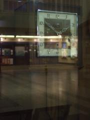 ...clOcked... ... ... ... (project:2501) Tags: reflection clock window glass shop publicspace hall closed empty leeds terminal trainstation kiosk shopwindow windowdisplay clocks shut afterhours glasswindow lightson fluorescentlight shopdisplay waitingforatrain clockshop indoorlight bigroom lightsoff leedsrailwaystation nooneabout insideatrainstation emptypublicspace