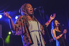 Harleighblu @ O2 Academy 2 (preynolds) Tags: musician music concert birmingham raw dof singing stage gig livemusic noflash pop soul singer rnb mark2 stagelights soloartist tamron2470mm canon5dmarkii frontwomen counteractmagazine