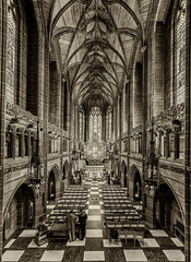The Lady Chapel (Isheywoo!) Tags: old white black church lady liverpool cathedral chapel