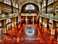 New York City (Themarrero) Tags: nyc newyorkcity newyork nps nationalparkservice ellisisland statueoflibertynationalmonument olympusevolte510 nationalimmigrationmuseum
