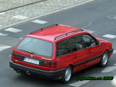 Volkswagen Passat B3 Variant (junktimers) Tags: volkswagen passat variant b3