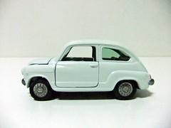 SEAT 600 - PILEN (RMJ68) Tags: seat 600 e fiat auto pilen diecast coches cars juguete toy 143