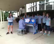 Seton Hall University LIVE (SopacCommunity) Tags: music art community piano southorange sopac