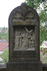 Stations of the Cross in Rimpar (Bjrn S...) Tags: bayern bavaria franconia franken stationsofthecross baviera kreuzweg viacrucis franconie chemindecroix bavire rimpar kirchenstrase36