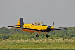 "G-EJGO Zlin Z.226HE Trener S K T & C M Neofytou Sturgate Fly In 05-06-16 (PlanecrazyUK) Tags: sturgate egcs ""fly in"" 050616 ""lincoln aero club ltd"" gejgo zlinz226hetrener sktcmneofytou fly in"