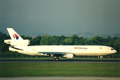 MAS Cargo MD11 (Gerry Rudman) Tags: world mas kuala airways fedex sepang lumpur subang carso n274wa n68093