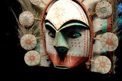 Mask (Clothaire Legnidu) Tags: paris museum dock fuji mask musee quai masque branly xt1
