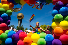 Love wins (Catch the dream) Tags: knoxville knoxvillepridefestival pridefest lgbtq lgbtqa lgbtqrights tennessee freedom
