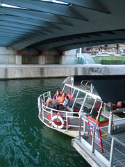 under_the_bridge_of_lovee (Wiebke) Tags: ljubljana slovenia europe vacationphotos travel travelphotos butchersbridge mesarskimost bridge footbridge lovepadlocks modernbridge ljubljanica