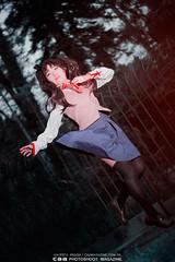 Rin Tohsaka | FATE/STAY NIGHT cos Masae (CAA Photoshoot Magazine) Tags: portrait anime cosplay portraiture cosplayer cosplayers  caa featured fatestaynight rintohsaka cosplayphotography unlimitedbladeworks cosplayphotographer