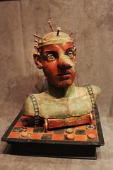 Conquering Intellect (skipmoore) Tags: sculpture sausalito winteropenstudios