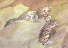 Engelsscharen I (MKP-0508) Tags: vienna wien angels engel fresco barock vienne anges putto karlskirche putti putten fresken johannmichaelrottmayr rottmayr wandmalereien kuppelfresken