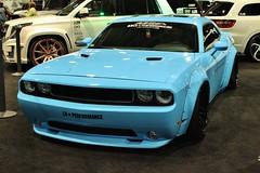 2015 LA Auto Show (USautos98) Tags: dodge challenger