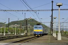 D 362 078-8 in Most DFC_9431 (foto_DM) Tags: station cd eisenbahn zug bahnhof tschechien most bahn burg lokomotive schlossberg lok gleis elok 362 schnellzug aussig reisezug eskdrhy brx