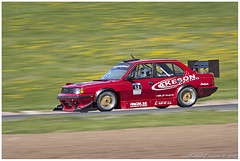 160605 587w (Marteric) Tags: car race volvo time attack competition ring supercar 340 2016 kinnekulle 160605 timeattack