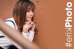 E19 (erik_bui_89) Tags: woman cute student nikon human beautifull emart