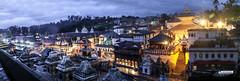 Pashupatinath (photosbyrabi) Tags: longexposure nepal river temple kathmandu hindu hinduism pashupatinath pashupati bagmati
