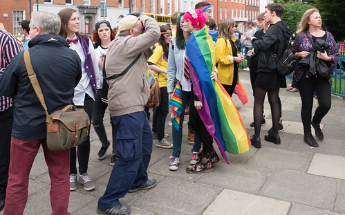 PRIDE PARADE AND FESTIVAL [DUBLIN 2016]-118029