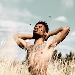 Not Your Honey (Liljackslade8) Tags: bees concept conceptphotos conceptual model portrait canon