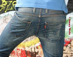 jeansbutt9616 (Tommy Berlin) Tags: men ass butt jeans ars levis