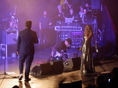 RAH, 15/06/16: John Grant & Kylie Minogue #2 (Diamond Geyser) Tags: show musician music june royalalberthall live gig band onstage rah johngrant blowakiss