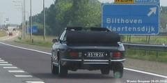 Jensen Interceptor III convertible 1976 (XBXG) Tags: auto old uk england holland classic netherlands car vintage automobile iii nederland convertible voiture british cabrio paysbas v8 jensen 1976 bilthoven engeland ancienne interceptor cabriolet a27 jenseninterceptor maartensdijk anglaise 85yb26