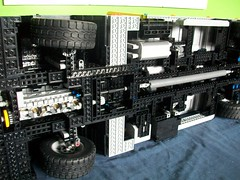 AA Recovery Truck (TechnicNick) Tags: aa lego technic renault midlum recovery lorry truck flatbed
